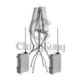 High Frequency 5 Cooling Fans CDMA GSM Prison Jammer 1000m