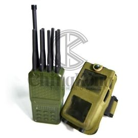 Multiple Bands Portable Cellphone Signal Jammer Wireless With Nylon Cover